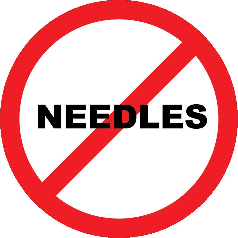 no-needles